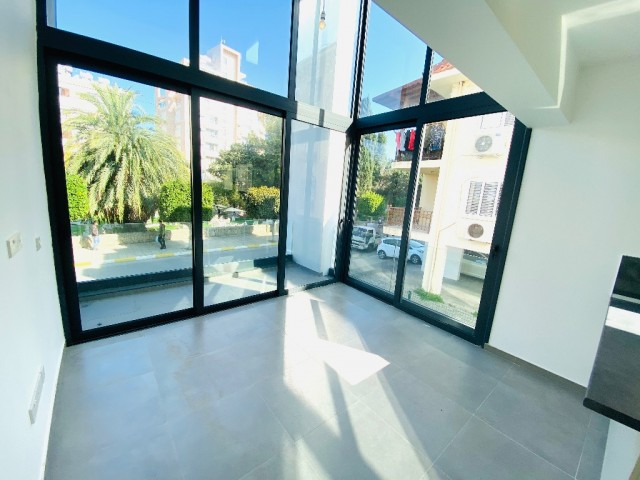 3 + 1 Duplex Flat for Sale in Kyrenia Center   Title Deed is Ready
