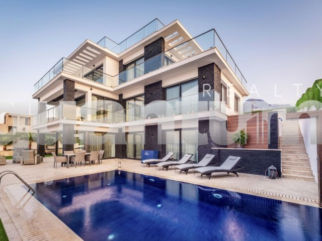 DREAM VILLA - A Luxury Life Beyond Your Imagination is now REAL!