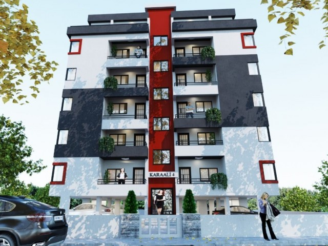 2+1 lutury apartments for sale