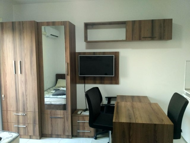 Famagusta Sakarya  studio monthly payment 200 USD per month  1 month deposit  140 tl maintenance  200 usd commission