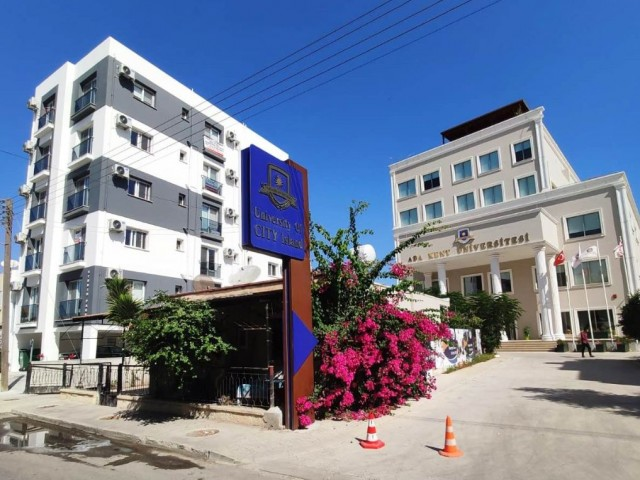 Ready Studio with Rental guarantee in the center of Famagusta