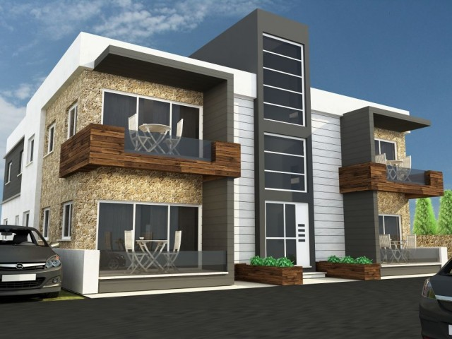 3 bedroom flats in Derin Homes Site