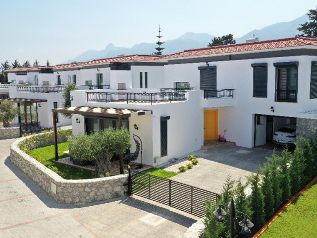 doğanköy levantine - kyrenia city center 3 bedrooms villa on sale