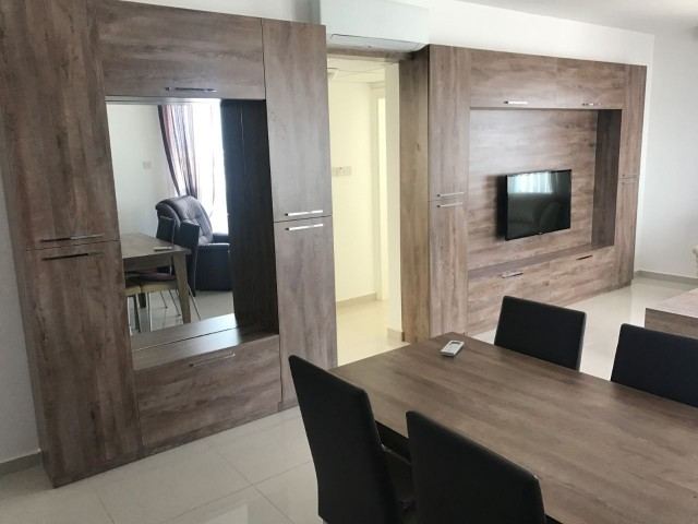 2+1 Penthouse for rent in Kyrenia Center fully furnished 2 deposits