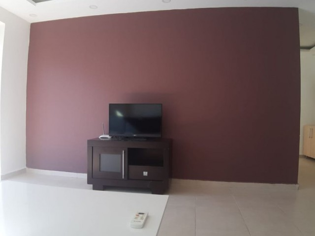 2+1 furnished for rent in the center of Kyrenia.