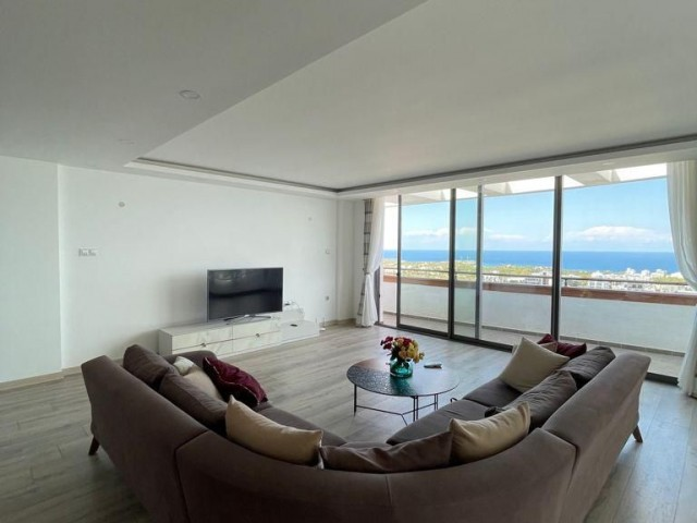 3 BEDROOM LUXURY PENTHOUSE TO RENT IN GIRNE CENTER