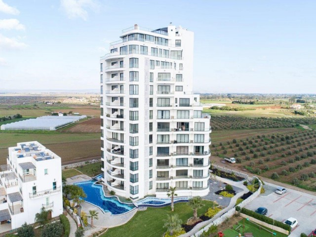Luxury 3+1 sea viwe penthouse with full furniture