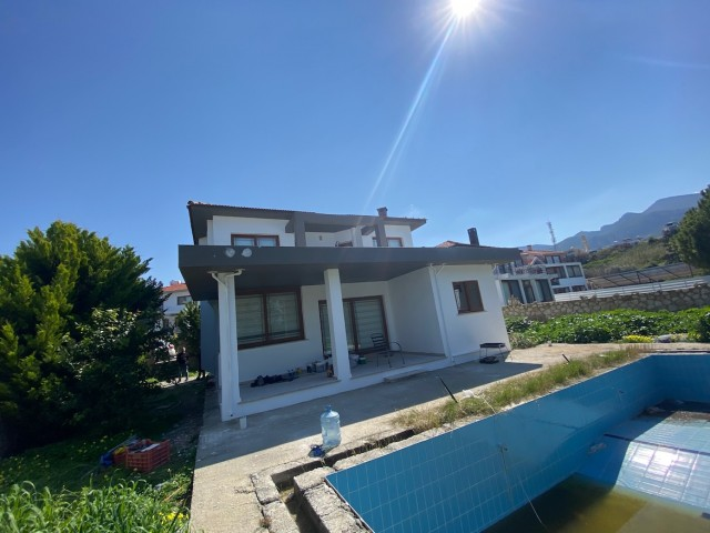 3+1 villa in Catalkoy for sale