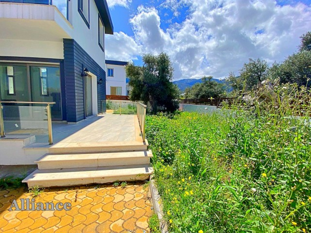 Ready to  move  new villa in Catalkoy