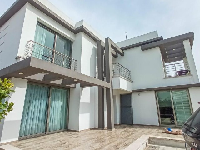 Beautiful 4 + 1 Villa with Mountain & Sea Views - Property Reference GR021
