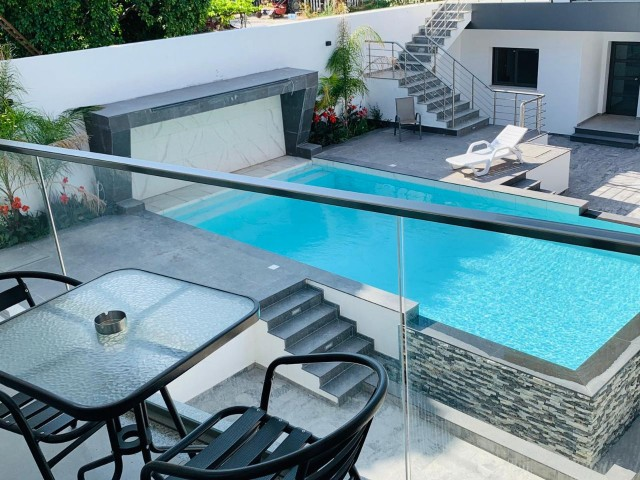 Luxury 1 + 1 Apartments with a Shared Pool, close to all local services in Catalkoy Village - Ref GR030s