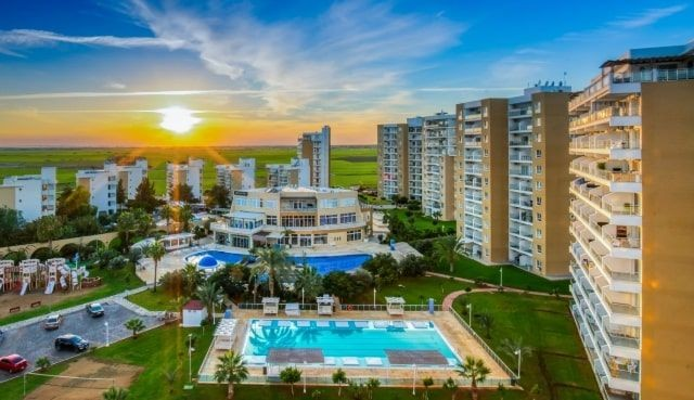 FURNISHED STUDIO APARTMENT IN CAESAR RESORT FOR RENT