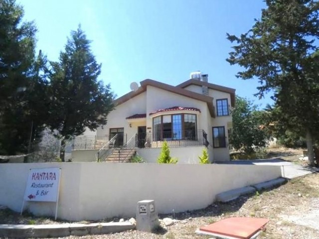 2 BED FURNISHED VILLA WITH FIRPLACE FOR DAILY RENT IN KANTARA