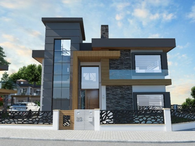 5 BEDROOM LUXURY VILLA AT GIRNE/CIGLOS