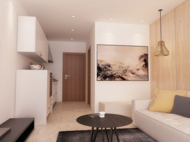 A STUNNING AFFORDABLE 1+1 APARTMENT FOR SALE