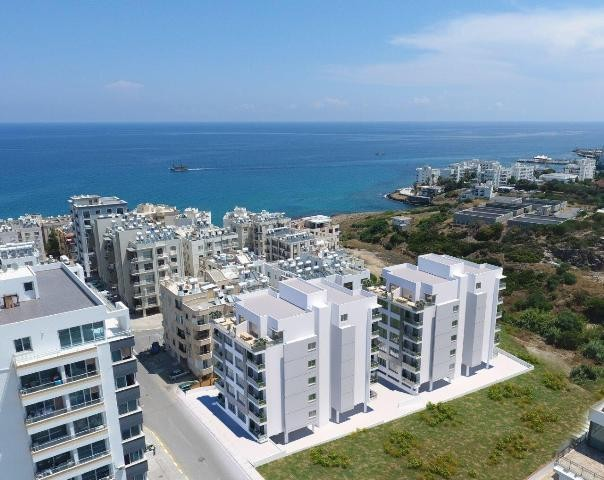 One Bedroom Flat For Sale in Kyrenia City Center