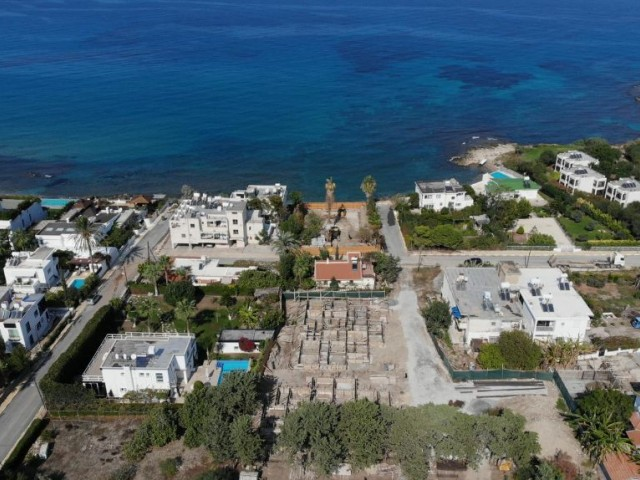 2 Bedrooms Luxury Flat For Sale in Karaoglanoglu in Kyrenia