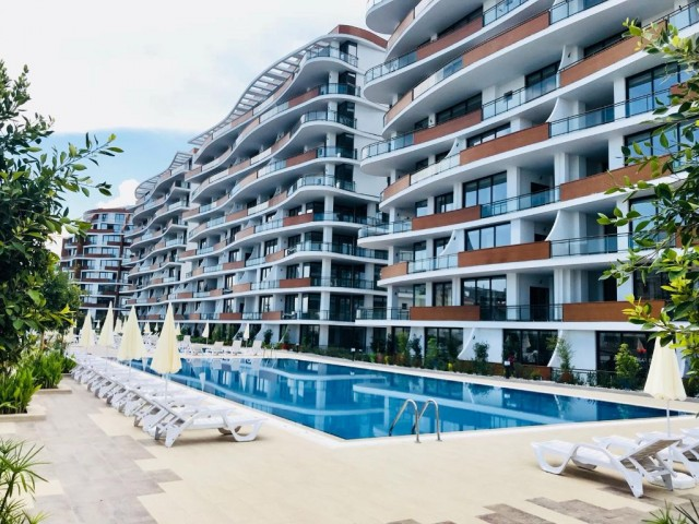 Fully Furnished 1 Bedroom Flat For Rent in Central Kyrenia
