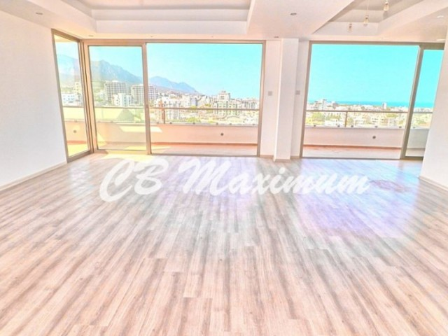 Exclusive Dublex Penthouse Apartment with Incredible Sea View in Kyrenia, Cyprus