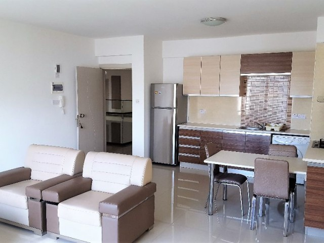 2+1 Flats for Rent in Kyrenia Center