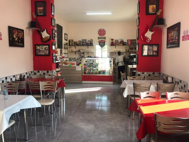 SHOP FOR RENT IN İSKELE 350 stg MONTHLY