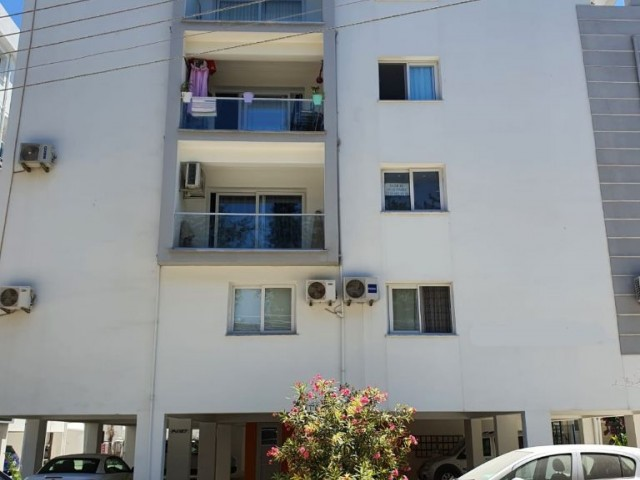 2 bedroom furnished flat for sale in the center of Kyrenia