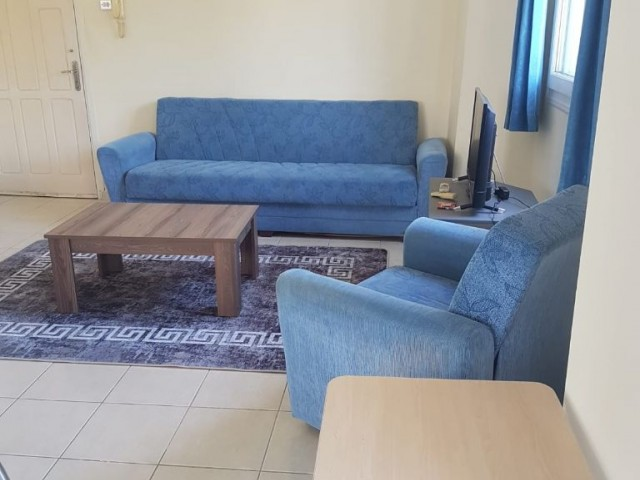 2+1 flat for rent in center of Kyrenia