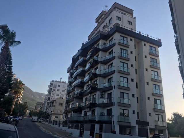 2 bedroom new flat with amazing view for sale in Kyrenia