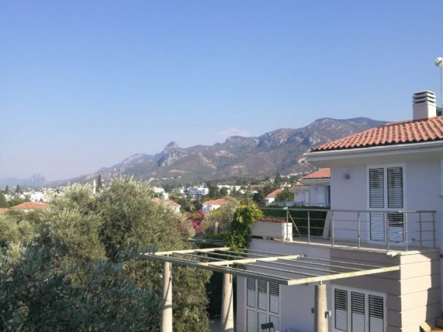 3 bedroom villa for sale with an amazing view in Kyrenia, Bellapais