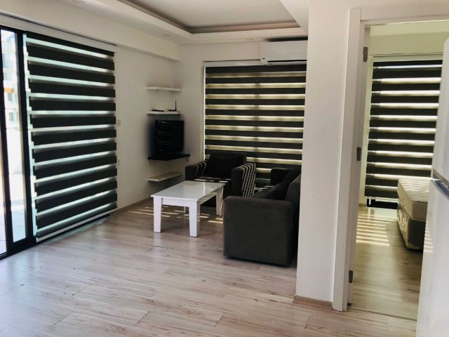 1+1 penthouse for rent in center of Kyrenia, area  Kar market , full furnished and with amazing view