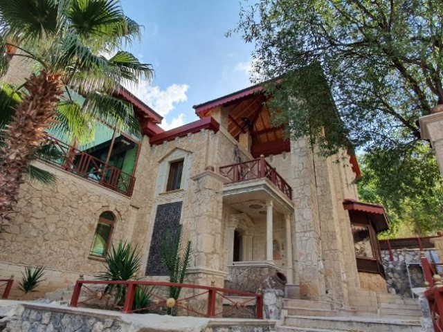 6 Bedroom Classic Built New Awesome  Villa with Pool for Sale, Kyrenia Ilgaz District, £ 3,000,000 sterling