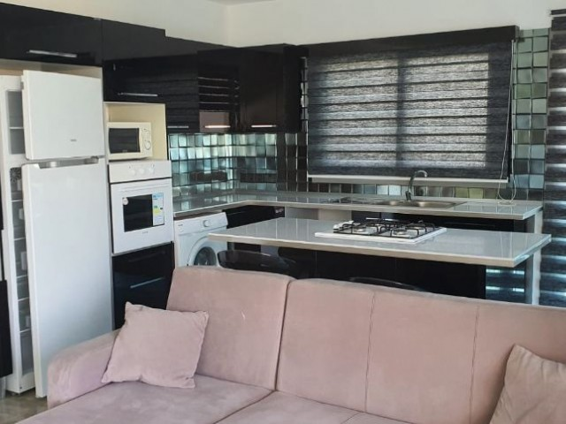 2+1 luxury new   apartment for rent in center of Kyrenia.