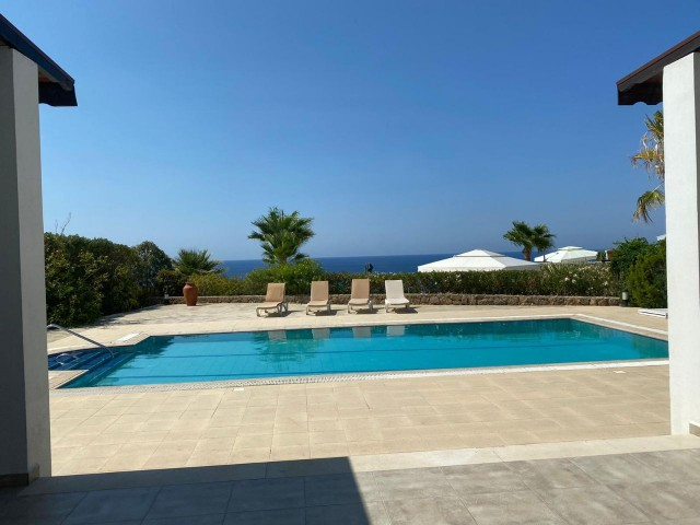 3+1 lux villa for daily rent in Esentepe