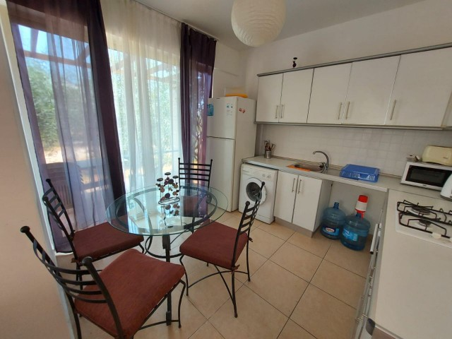 2+1 apartment for rent in Esentepe, in residence