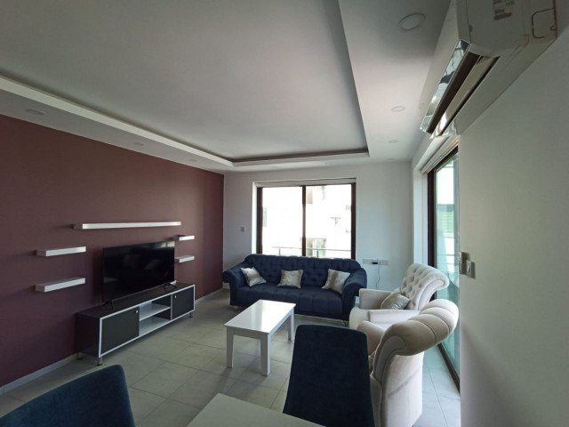 2+1 furnished luxury apartments -