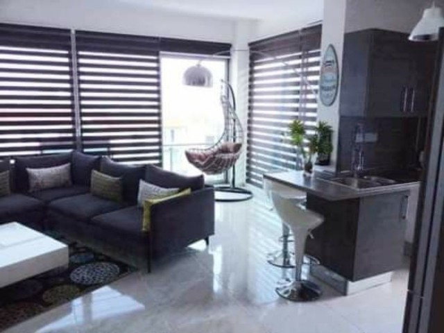 2+1 luxury, modern penthouse for sale in center of Kyrenia. Kombos area.