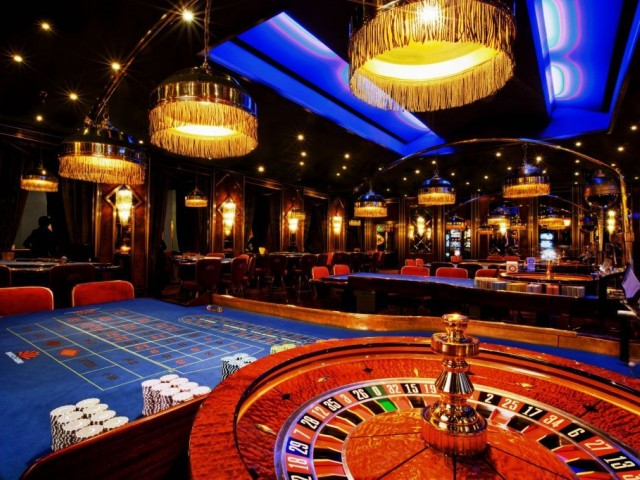 FOR SALE 5 STAR  LUXURY CASINO AND HOTEL IN KYRENIA- 05338517636 - 05428517636