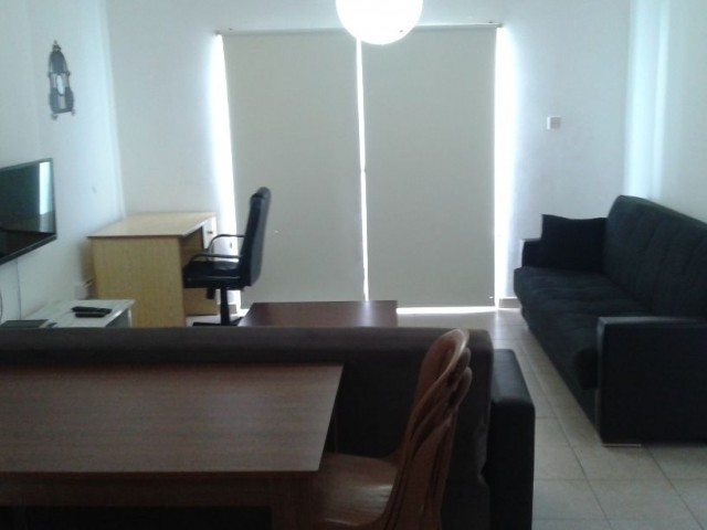 2+1 Flat For Sell In The Center oF Fmagusta On The Main Road