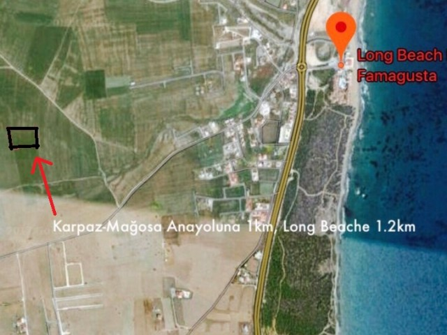 FOR SALE LAND IN ISKELE LONG BEACH