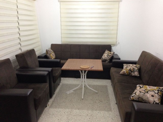 3+1 Flat for Rent Near Nicosia Hospital with Monthly Payment