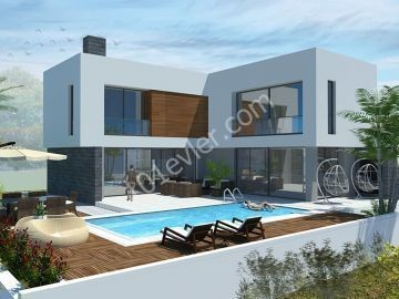 Your luxury lifestyle! Villas within walking distance to the sea!