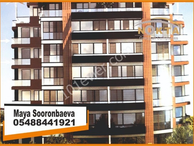 Turkish title 2+1 and 3+1 new apartments for sale !!!