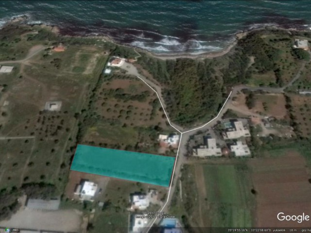 LAND FOR SALE İN KYRİNA OZANKÖY
