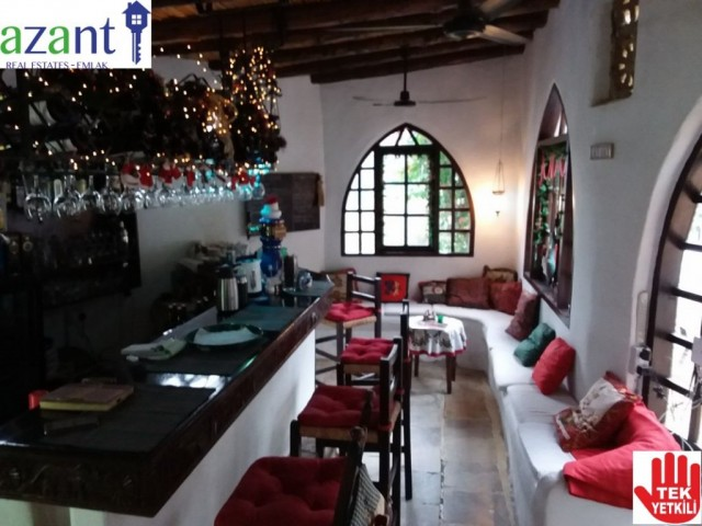 RESTAURANT  IN KARMI WITH STUNNING VIEWS FOR SALE