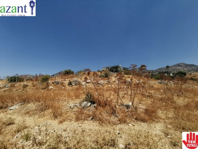 Large Plot of Land With Lefkosa Views in Taskent