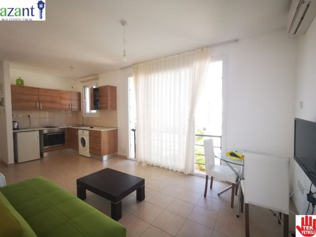 2 BEDROOM APARTMENT ON WELL MAINTAINED AND SECURE SITE IN ÇATALKOY