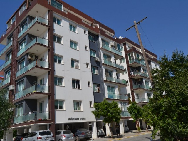 TWO BEDROOM APARTMENT IN CENTRAL KYRENIA - ISH 0533 835 5936