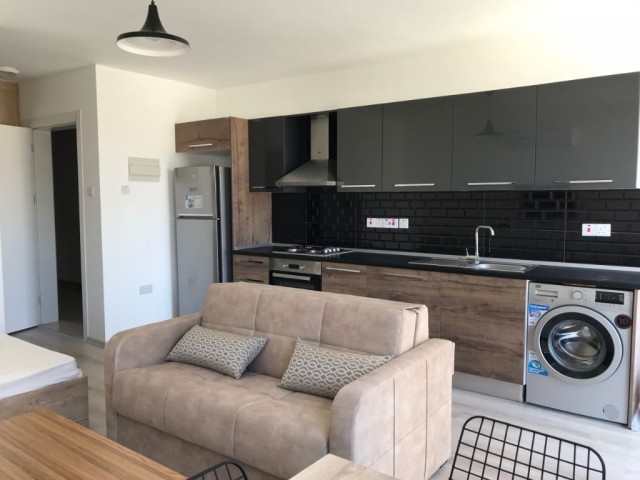 Studio apartment in the center of Famagusta in Uptown Park Residence