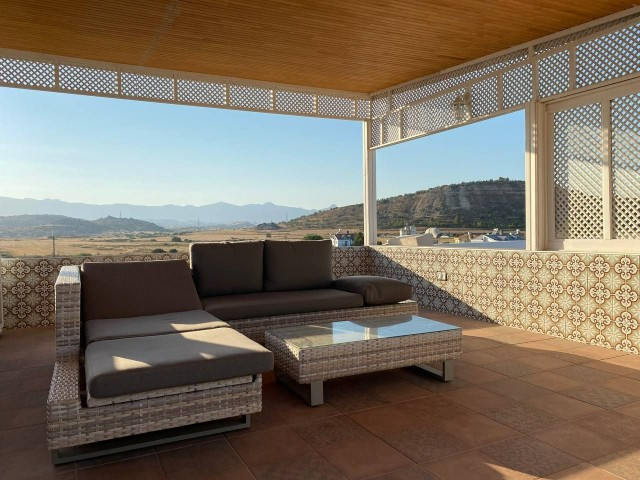 One bedroom apartment with roof terrace in 100 m distance from the beach