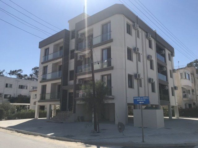 Lefkosa/Ortakoy new finished 2+1 fully furnished 2+1 flats . air con in every room
